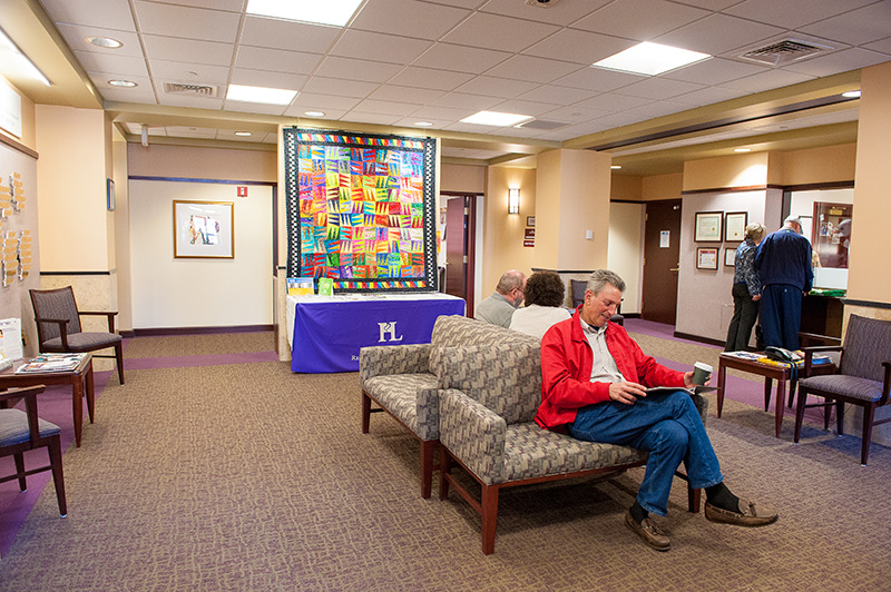 Tour Leever Cancer Center