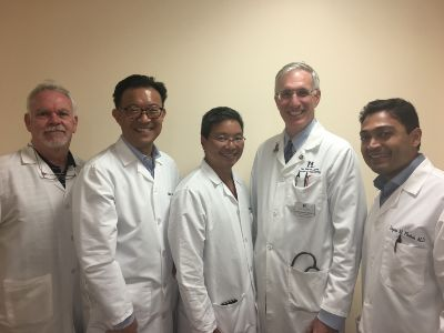 prostate urologist specialists at Leever Cancer Center