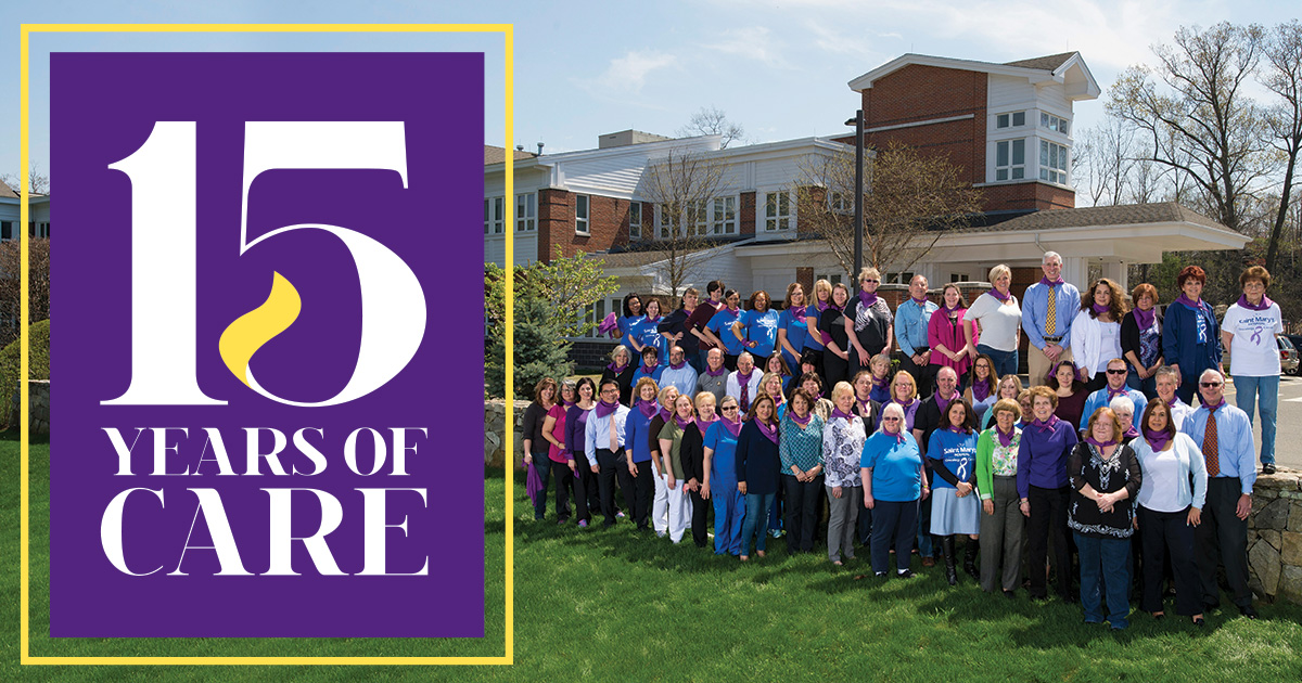 The Harold Leever Regional Cancer Center turns 15 this year