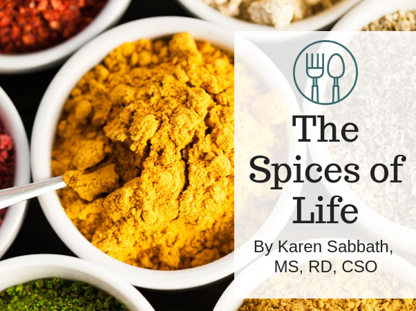 The Spices of Life - 7 Healthiest Spices | Leever Cancer