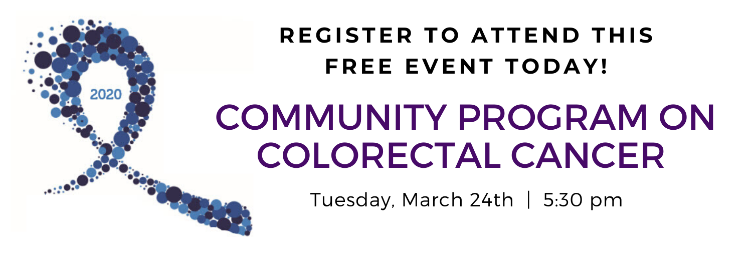 Colorectal Community Program